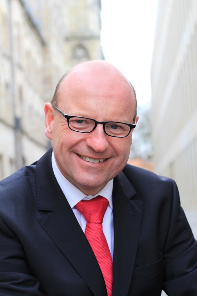 Oberbürgermeister Markus Lewe