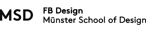 MSD Münster School of Design